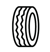 Reifen für Gebrauchtwagen